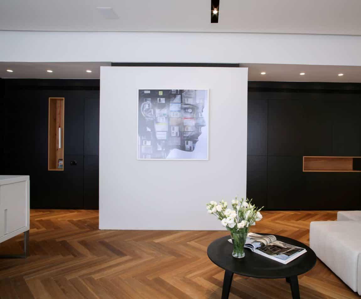 Tlv Rothschild Blvd Apartment by DORI Interior Design (24)