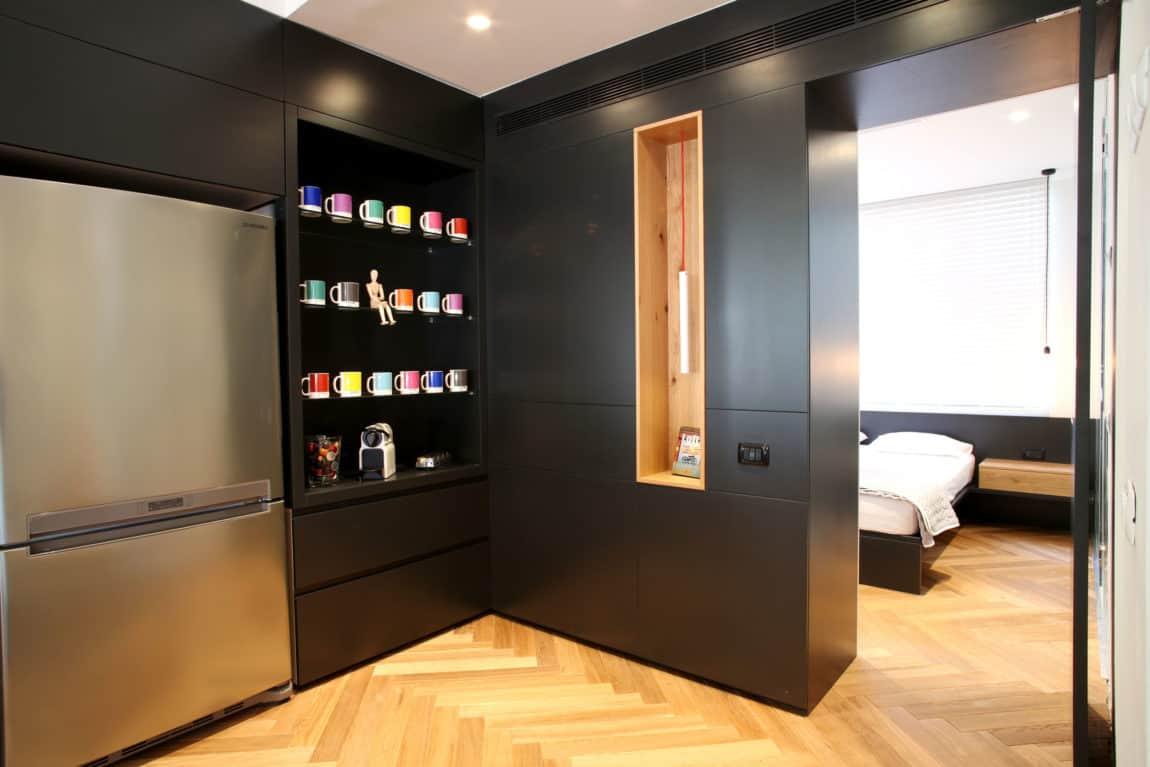 Tlv rothschild blvd apartment by dori interior design 25