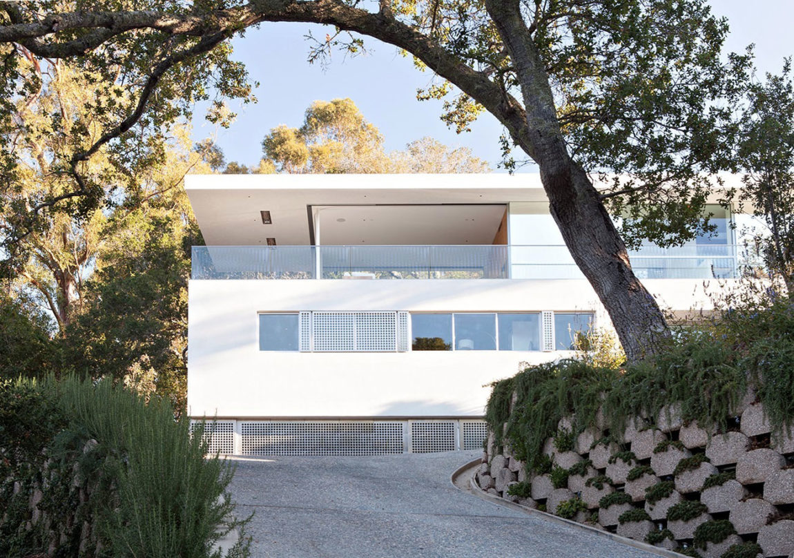 Turner Residence by Jensen Architects (2)