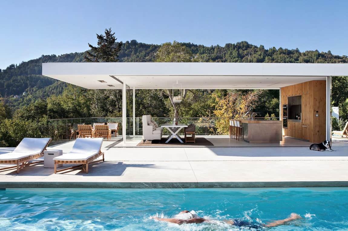 Turner Residence by Jensen Architects (5)