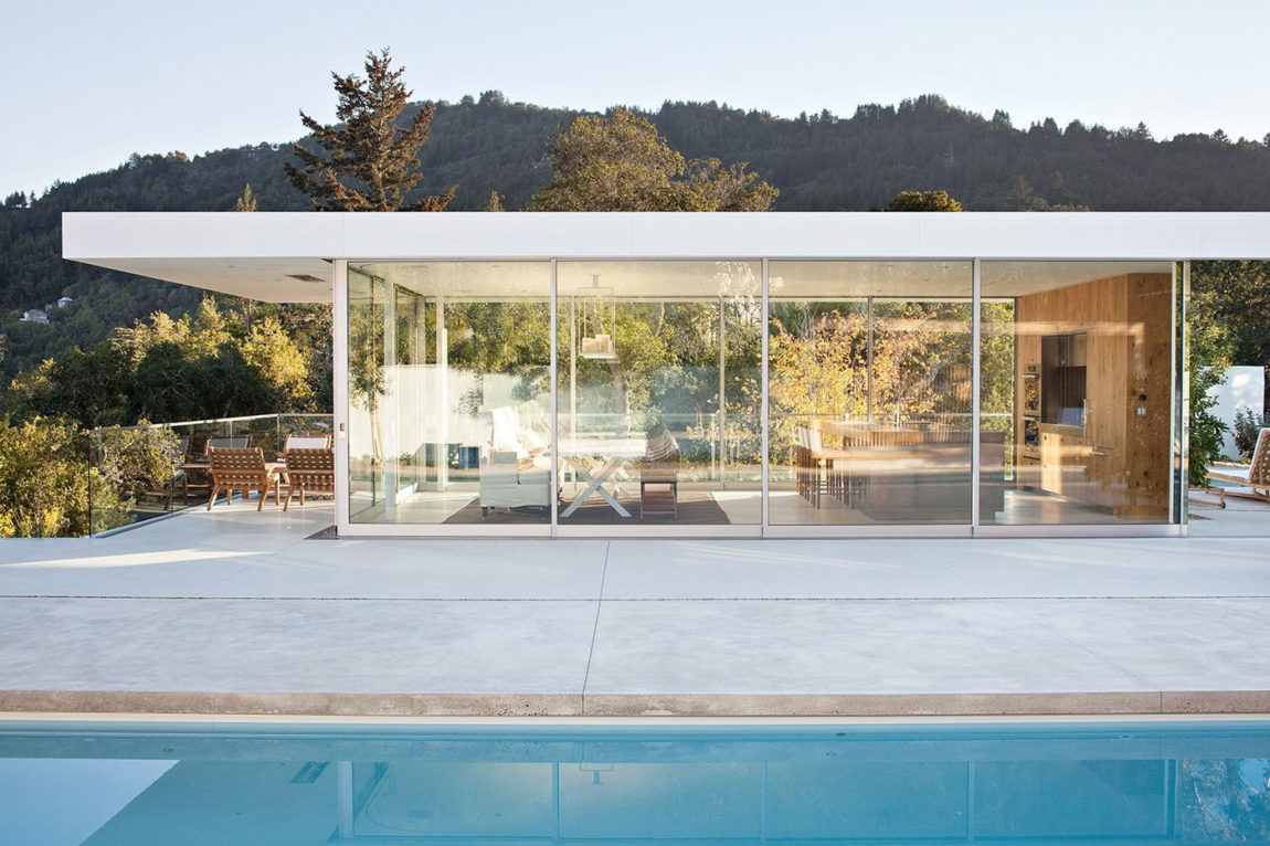 Turner Residence by Jensen Architects (7)