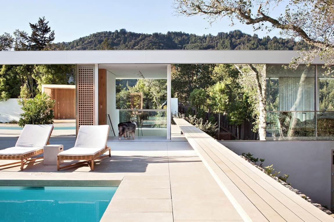 Turner Residence by Jensen Architects (10)