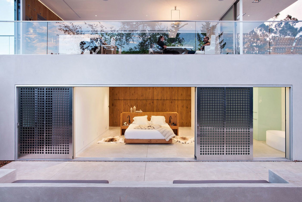 Turner Residence by Jensen Architects (14)