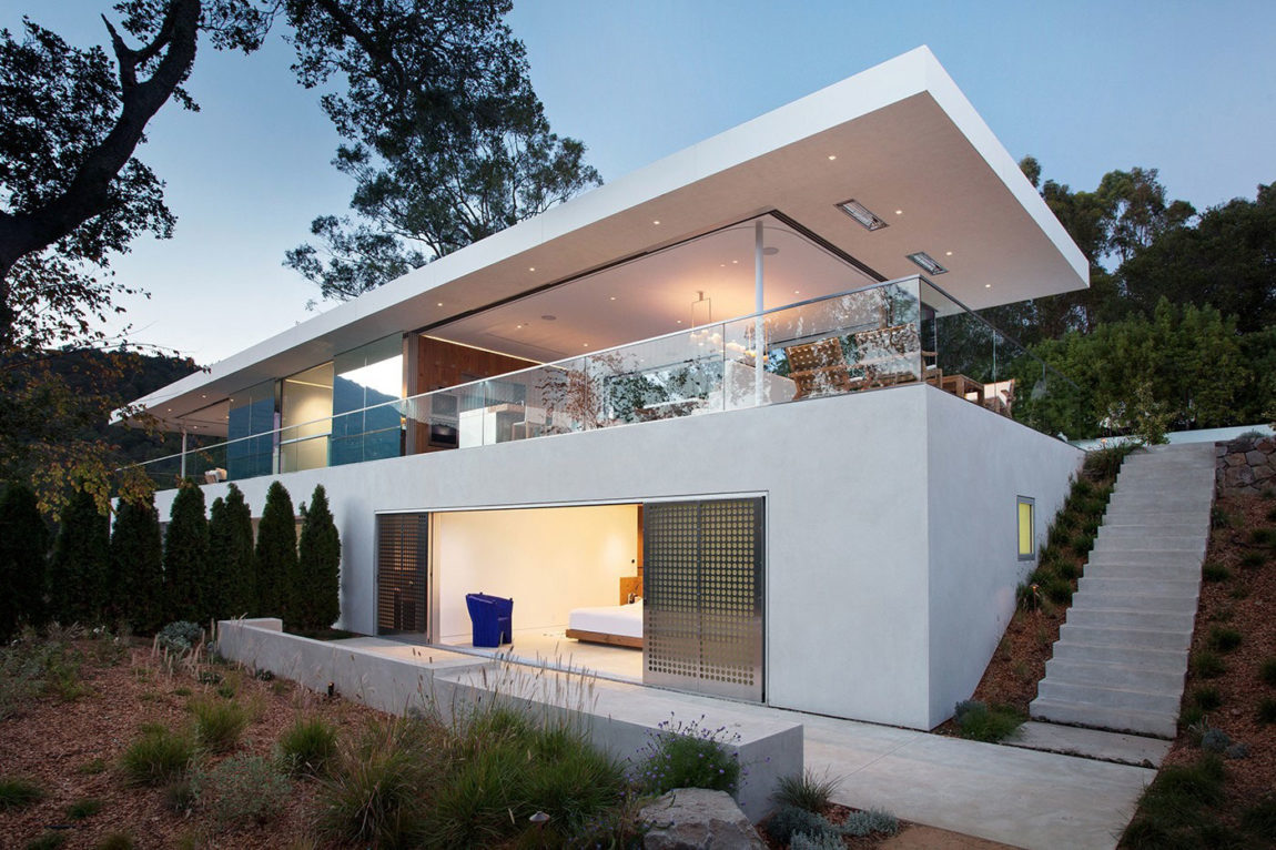 Turner Residence by Jensen Architects (15)