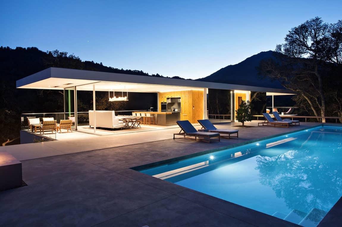 Turner Residence by Jensen Architects (16)