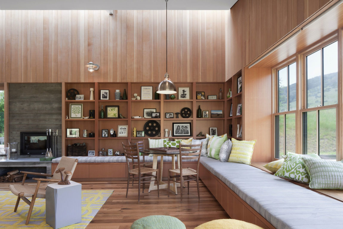 West Marin Ranch by Turnbull Griffin Haesloop Architects (6)