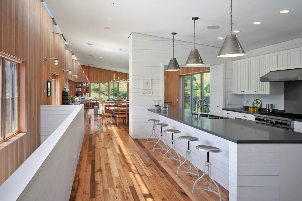 West Marin Ranch by Turnbull Griffin Haesloop Architects (8)