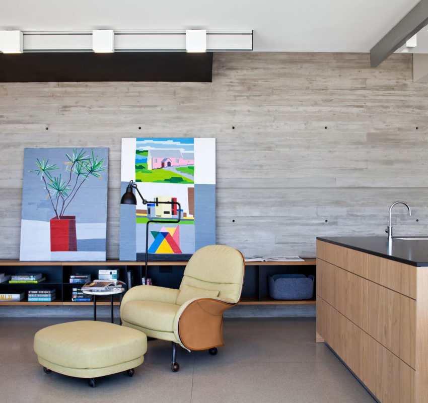 Y Duplex Penthouse by Pitsou Kedem Architects (5)