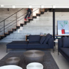 Y Duplex Penthouse by Pitsou Kedem Architects (6)