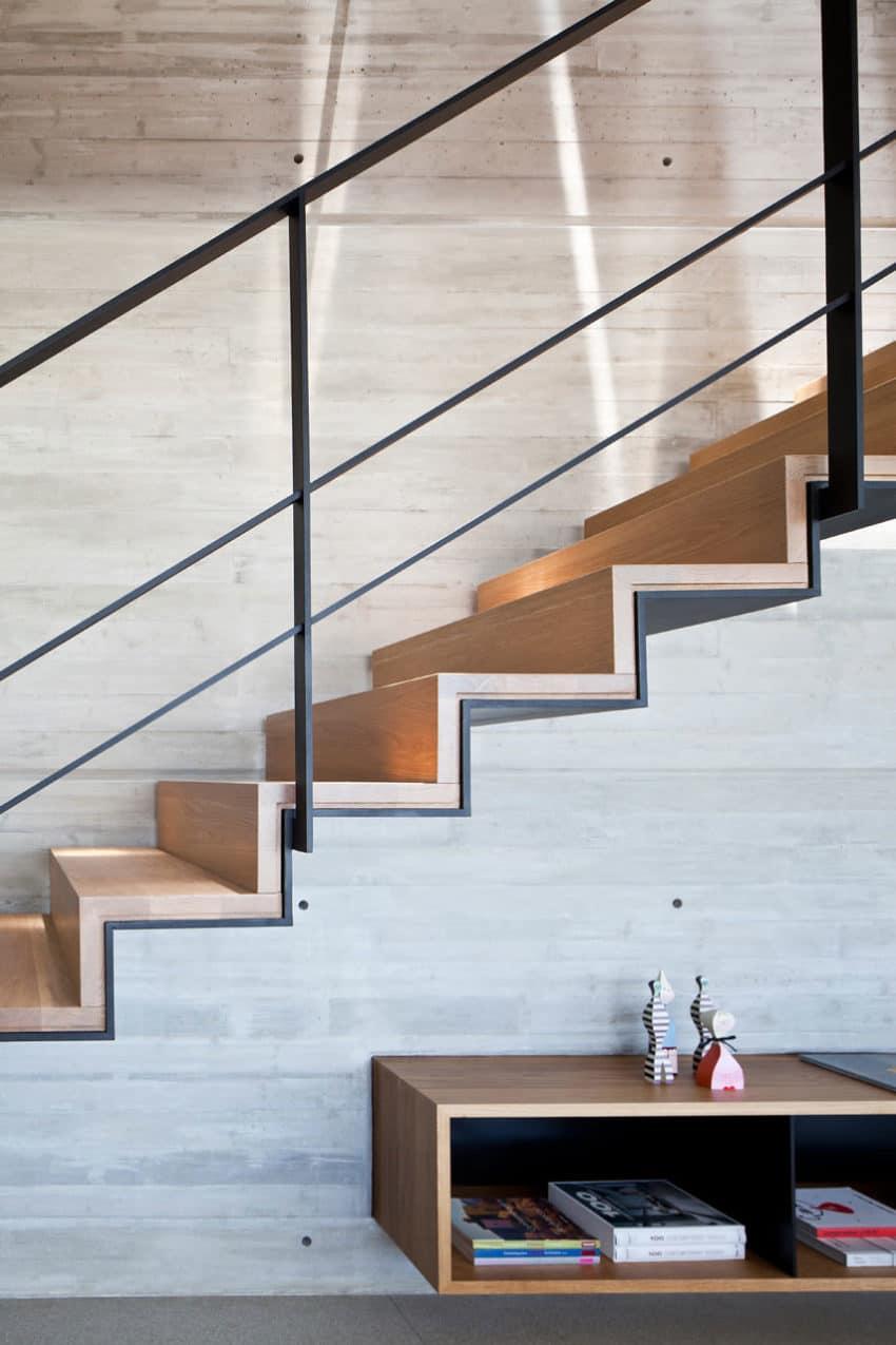 Y Duplex Penthouse by Pitsou Kedem Architects (7)