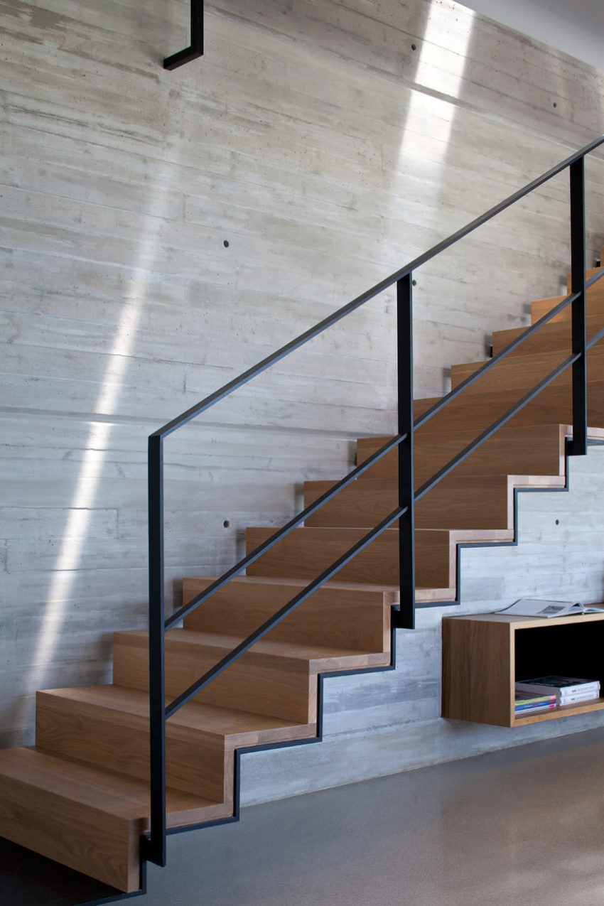 Y Duplex Penthouse by Pitsou Kedem Architects (8)