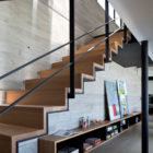 Y Duplex Penthouse by Pitsou Kedem Architects (9)