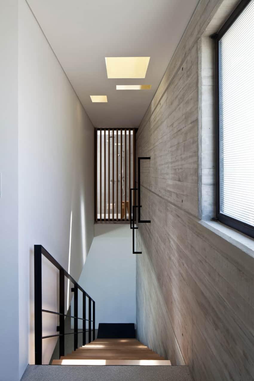Y Duplex Penthouse by Pitsou Kedem Architects (11)