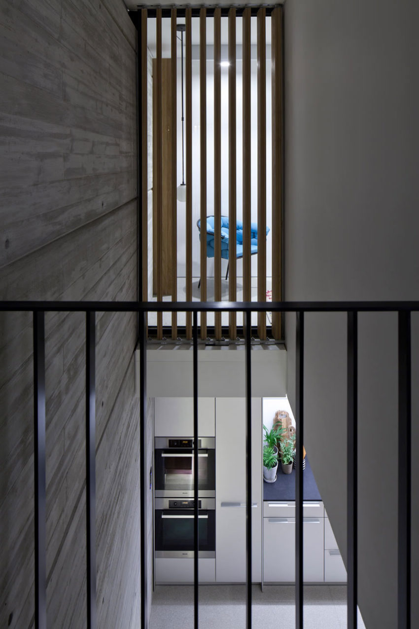 Y Duplex Penthouse by Pitsou Kedem Architects (12)