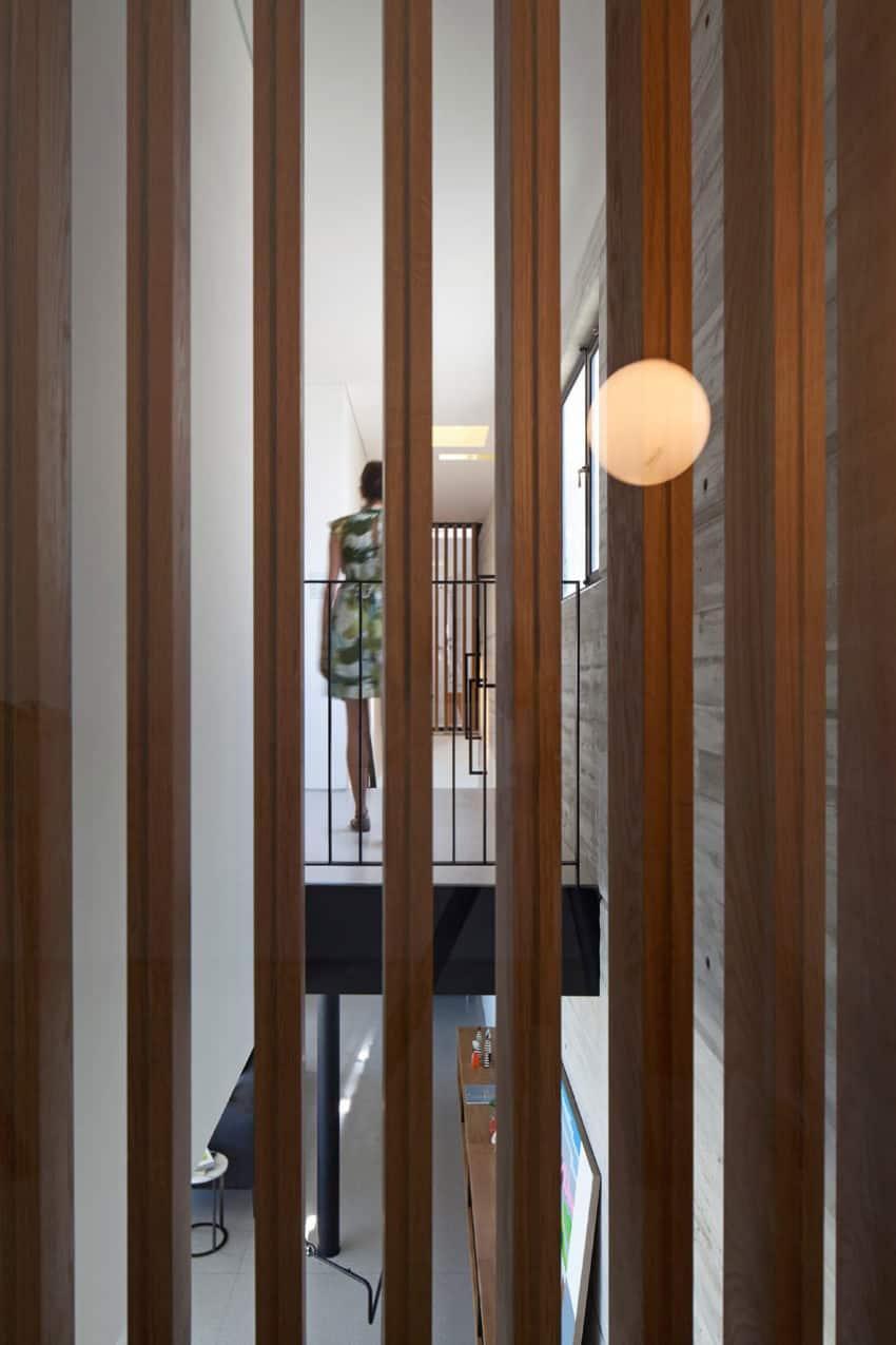 Y Duplex Penthouse by Pitsou Kedem Architects (14)