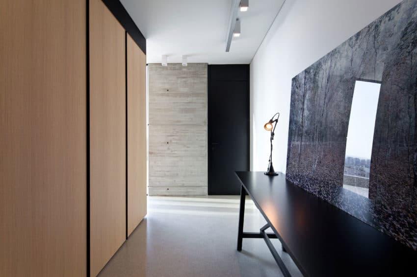 Y Duplex Penthouse by Pitsou Kedem Architects (17)