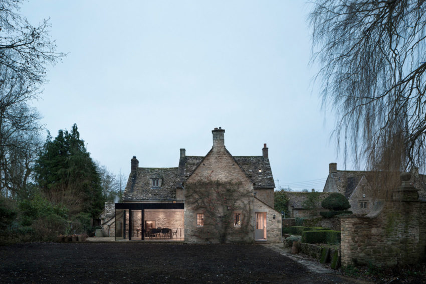 Yew Tree House by Jonathan Tuckey Design (1)
