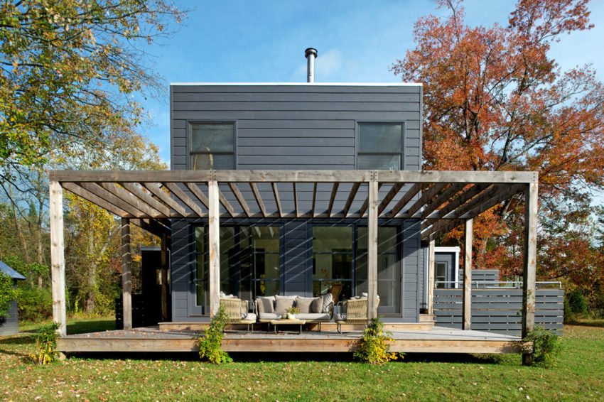 A Midcentury Bungalow in New York (3)