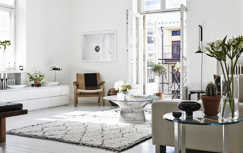 Scandinavian design apartment in helsinki for New swedish design