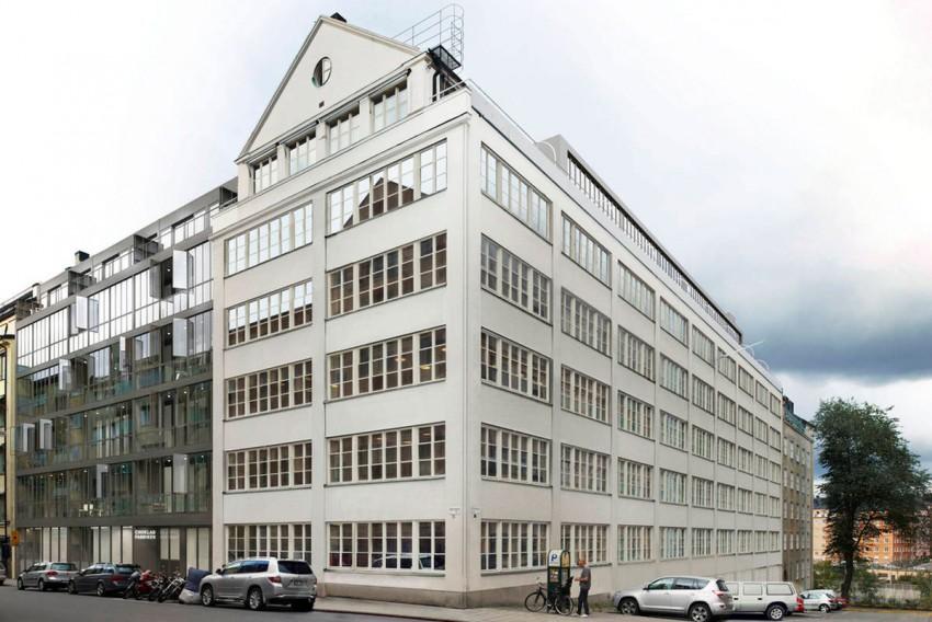 Apartment in Industrigatan (1)