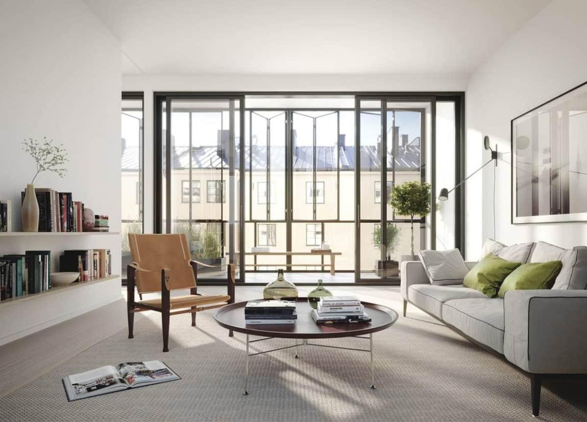 Apartment in Industrigatan (3)