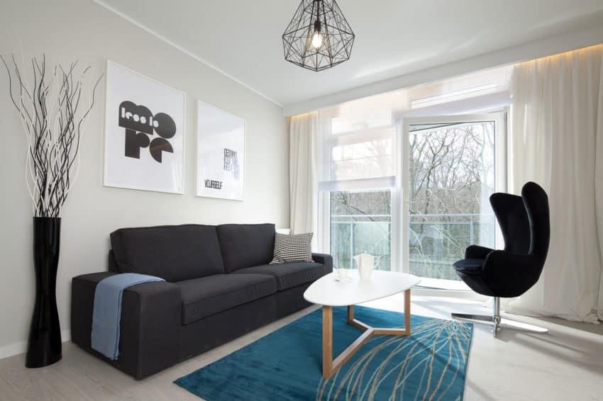Apartment in Polanie Ekolan by Dragon Art Design Studio (5)
