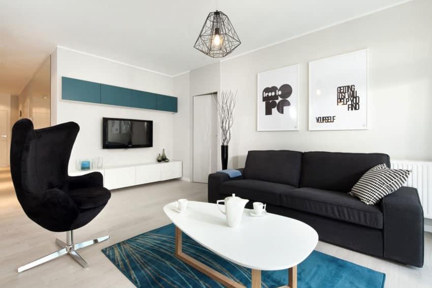 Apartment in Polanie Ekolan by Dragon Art Design Studio (6)
