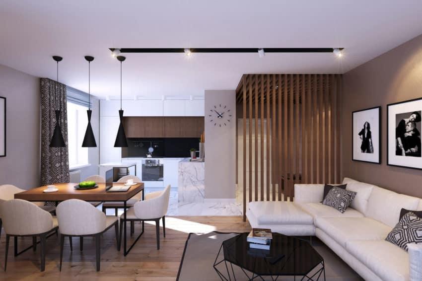 Apartment in Saint Petersburg by GEOMETRIUM (3)