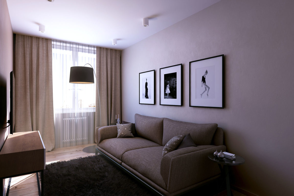 Apartment in Saint Petersburg by GEOMETRIUM (5)