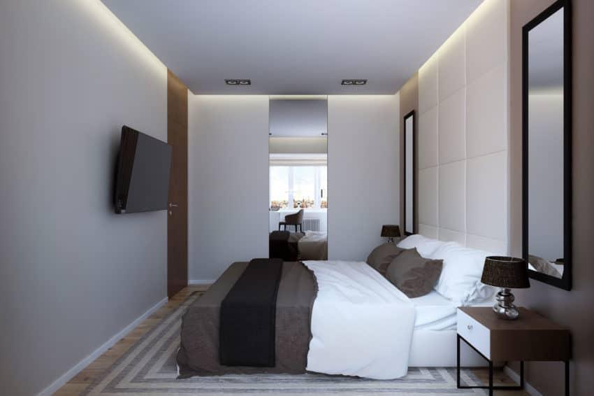 Apartment in Saint Petersburg by GEOMETRIUM (7)