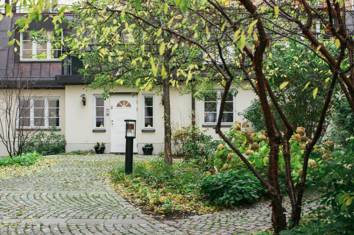 Apartment in Villagatan (1)