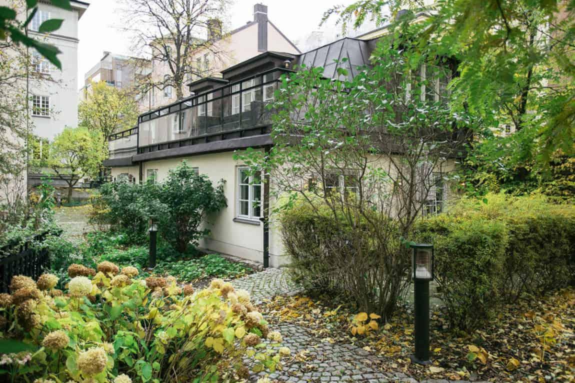 Apartment in Villagatan (2)