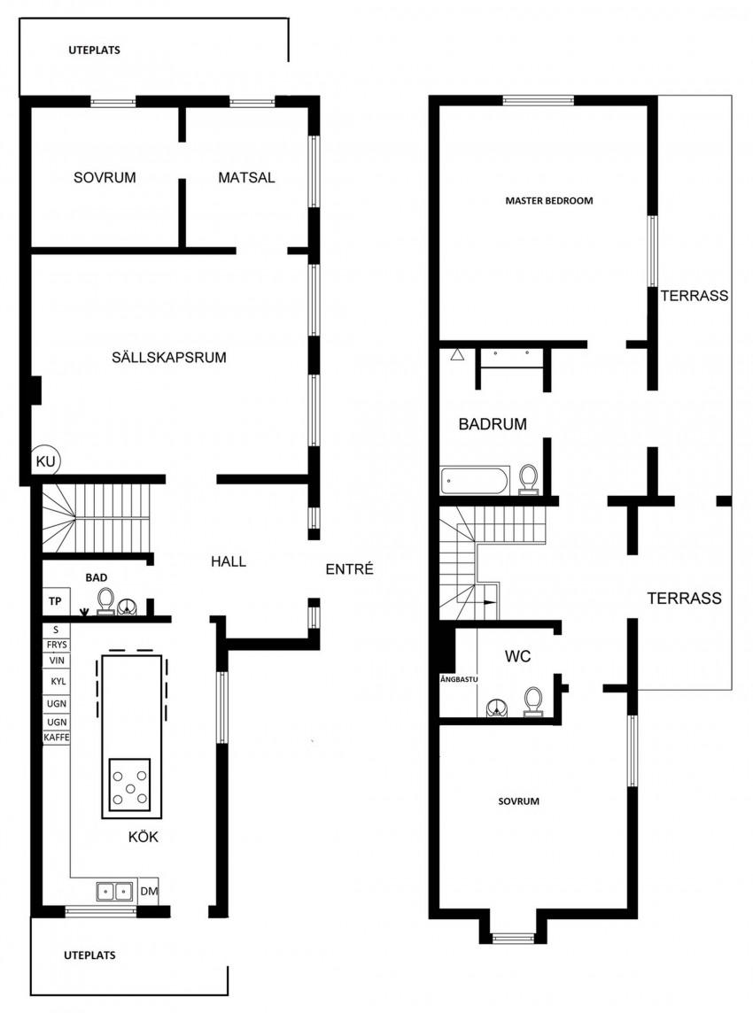 Apartment in Villagatan (25)