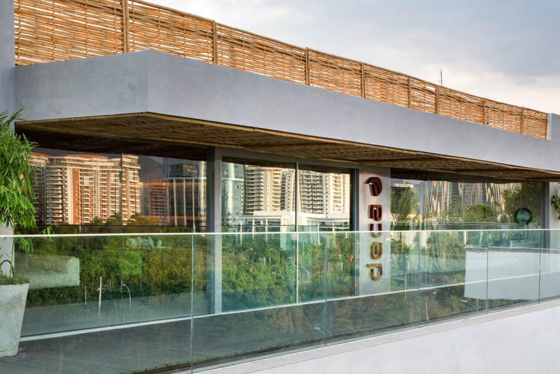 Casa Cor 2014: Tropical Loft by Gisele Taranto Arq (1)
