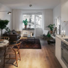 Cozy One Bedroom Apartment in Stockholm (2)
