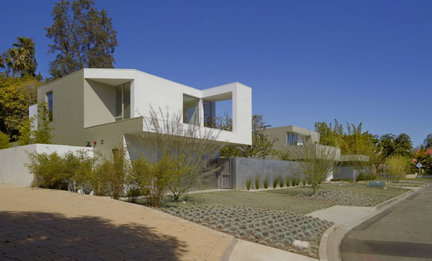 Ehrlich Retreat + by John Friedman Alice Kimm Architects (1)