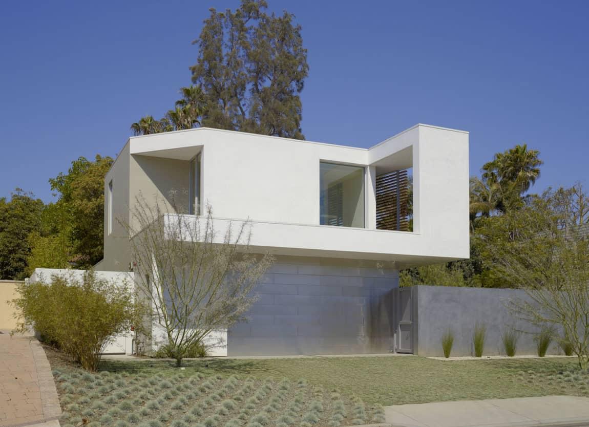 Ehrlich Retreat + by John Friedman Alice Kimm Architects (2)