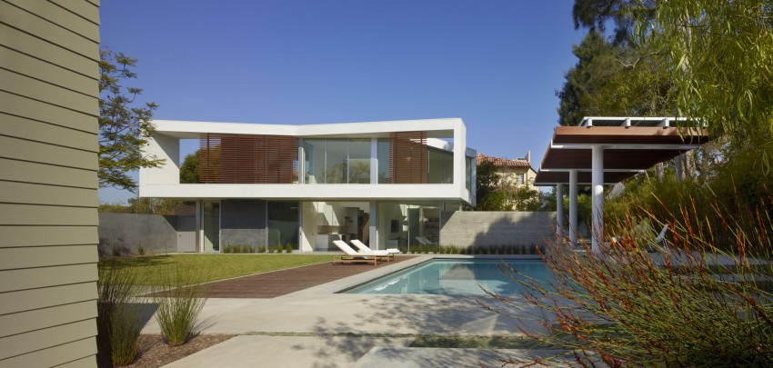 Ehrlich Retreat + by John Friedman Alice Kimm Architects (4)