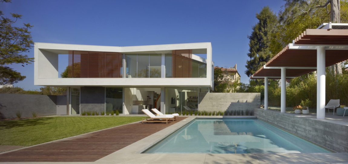 Ehrlich Retreat + by John Friedman Alice Kimm Architects (5)