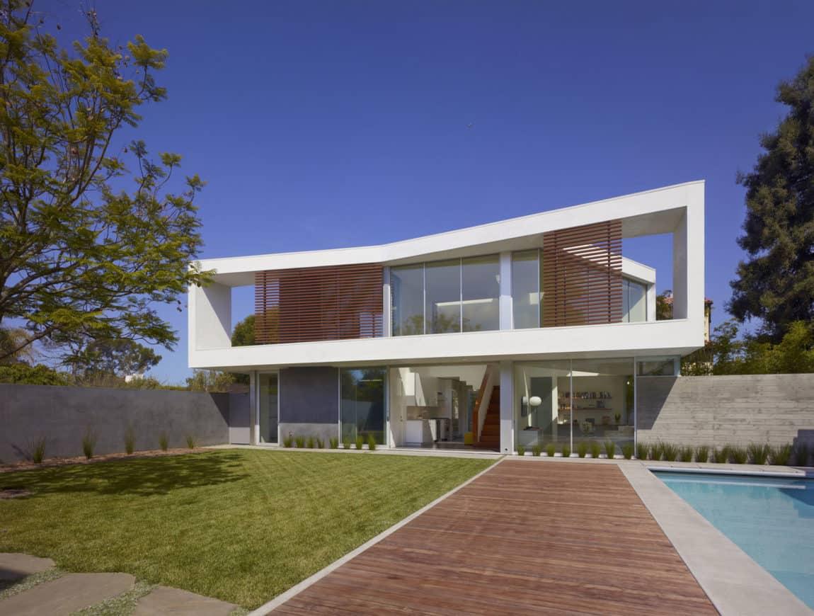 Ehrlich Retreat + by John Friedman Alice Kimm Architects (6)