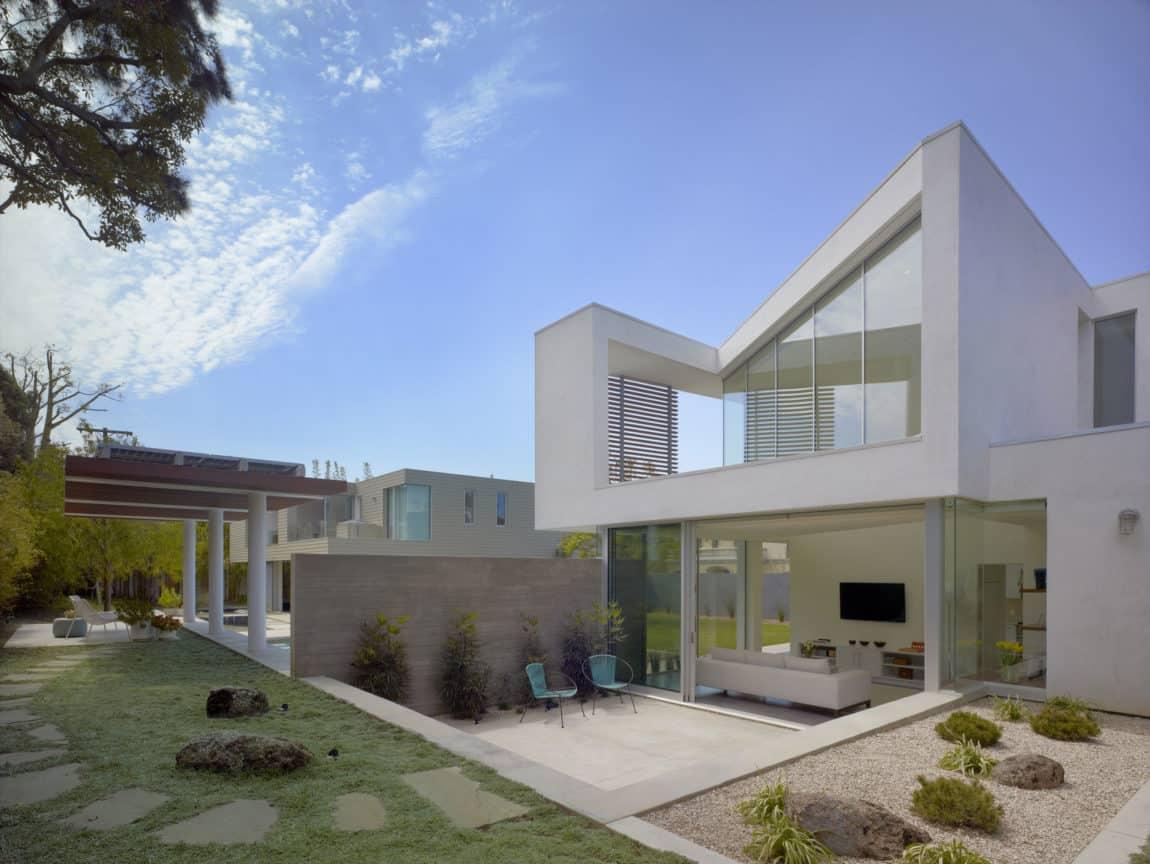 Ehrlich Retreat + by John Friedman Alice Kimm Architects (8)