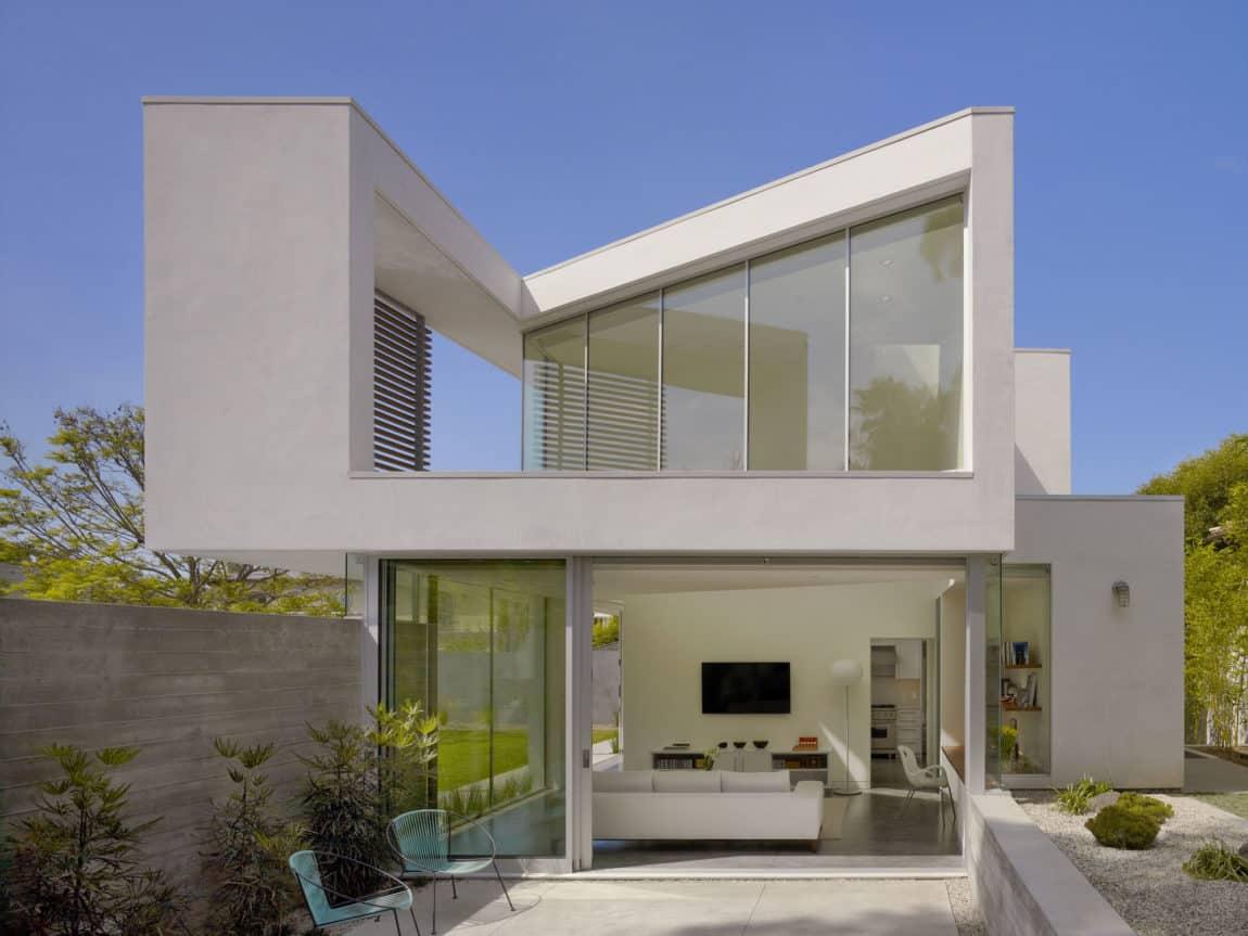 Ehrlich Retreat + by John Friedman Alice Kimm Architects (9)