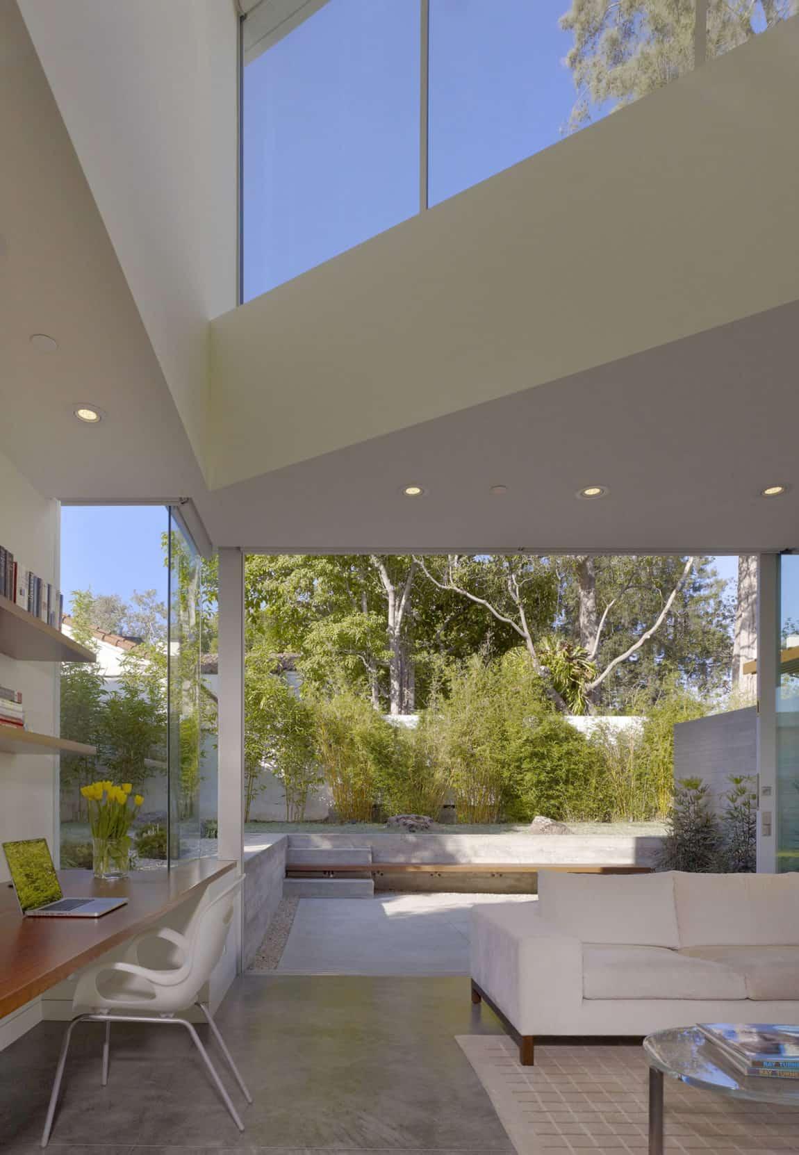 Ehrlich Retreat + by John Friedman Alice Kimm Architects (10)