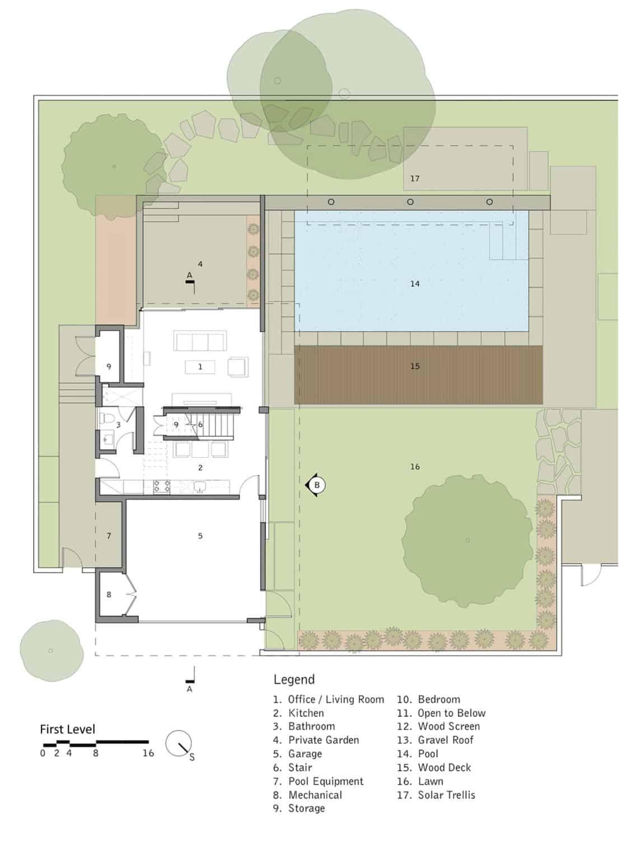 Ehrlich Retreat + by John Friedman Alice Kimm Architects (17)