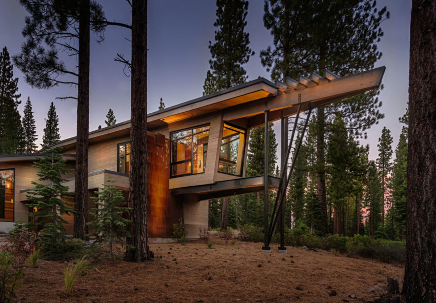 Flight House in Martis Camp by Sage Architecture (3)