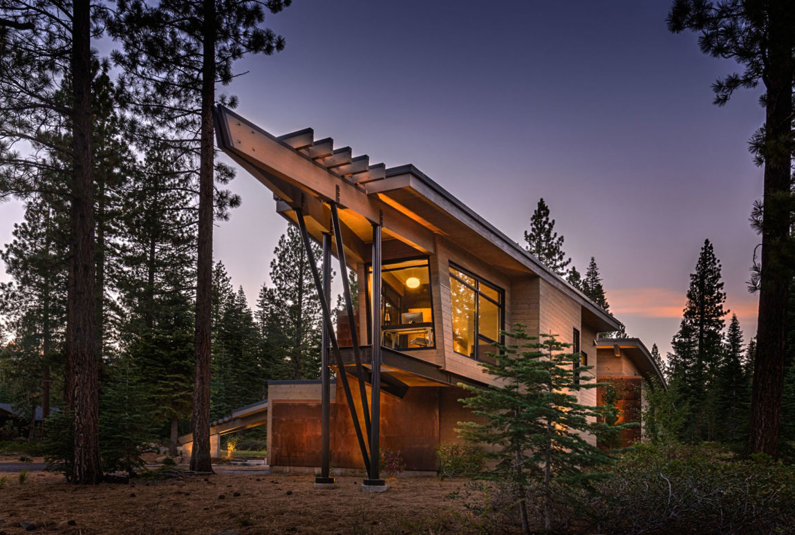 Flight House in Martis Camp by Sage Architecture (4)