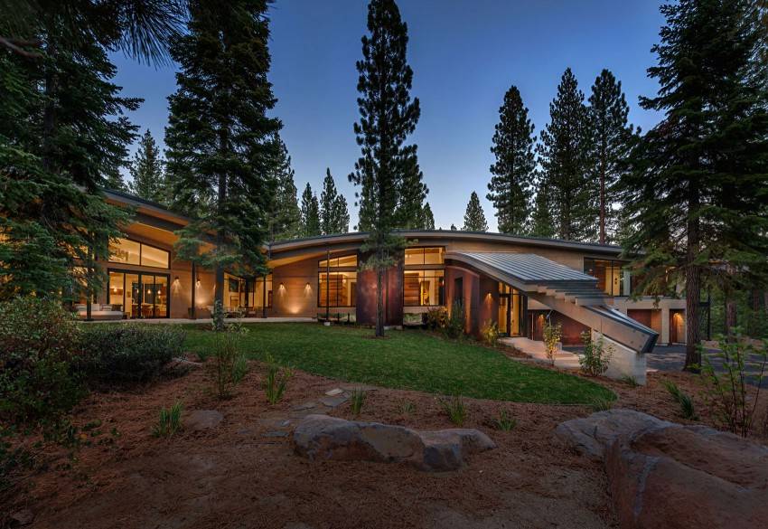 Flight House in Martis Camp by Sage Architecture (5)