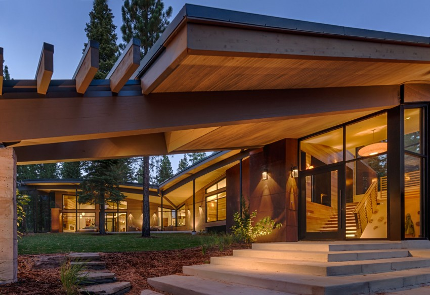 Flight House in Martis Camp by Sage Architecture (8)
