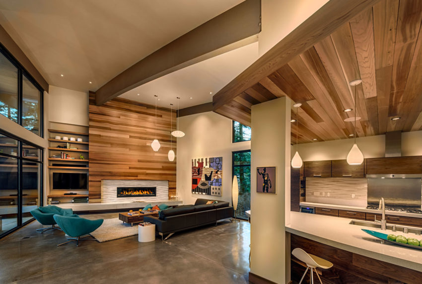 Flight House in Martis Camp by Sage Architecture (9)