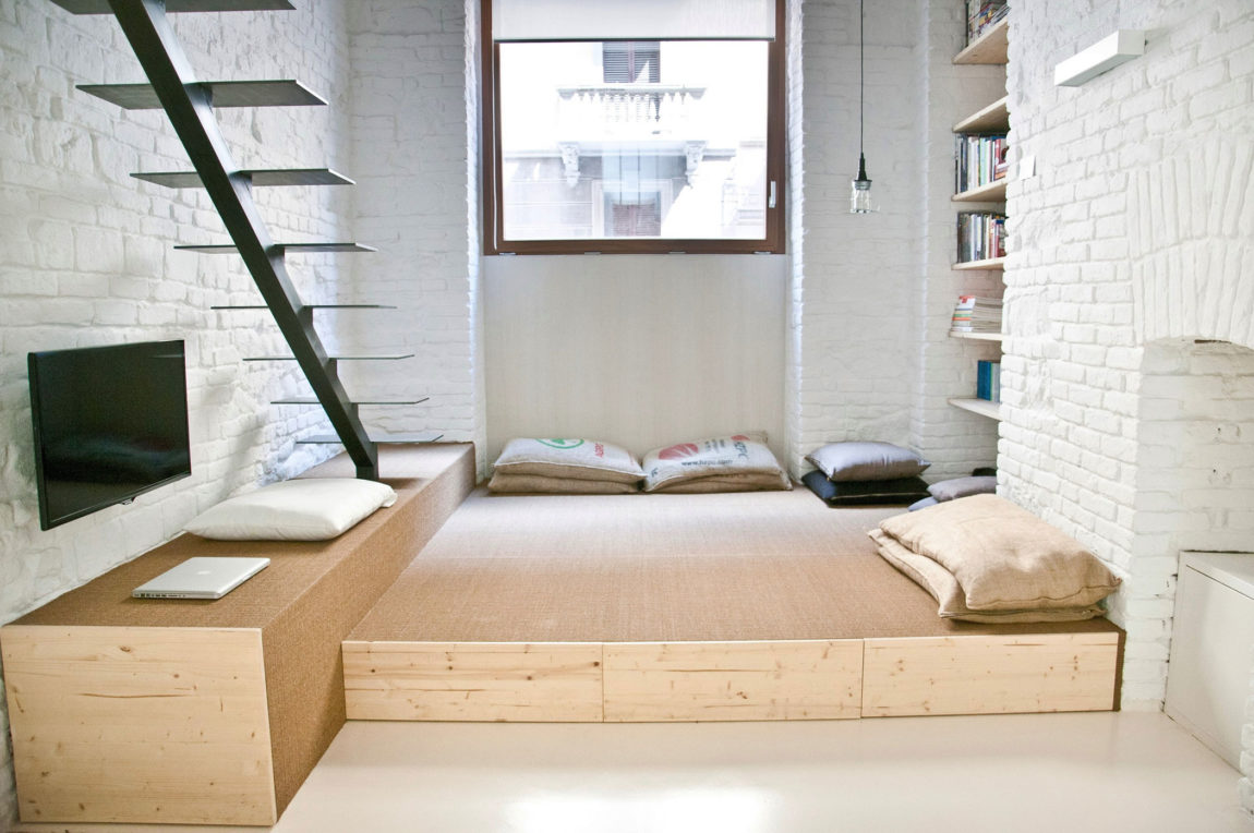From Shop to Loft by R3architetti (1)